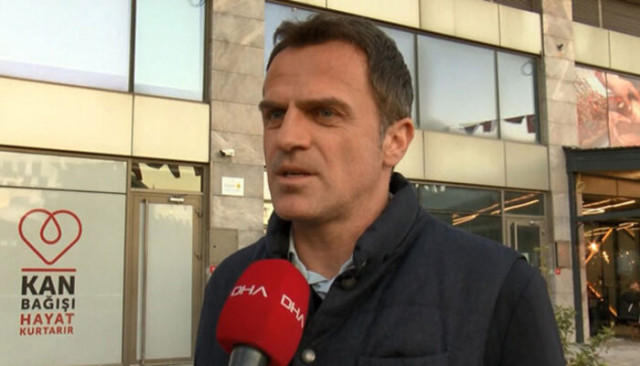 Stjepan Tomas: Galatasaray iyi bir hava yakaladı