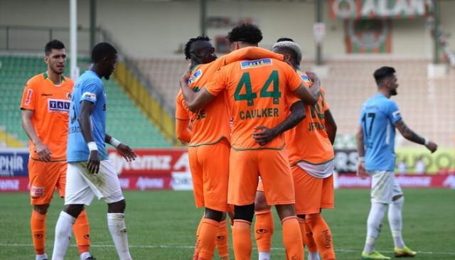 ÖZET | Alanyaspor-Gaziantep FK maç sonucu: 1-0 (Süper Lig)