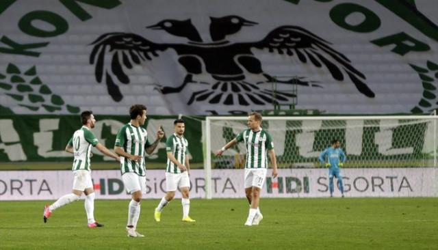 ÖZET   Konyaspor-Fenerbahçe maç sonucu: 1-0 (Süper Lig puan durumu)