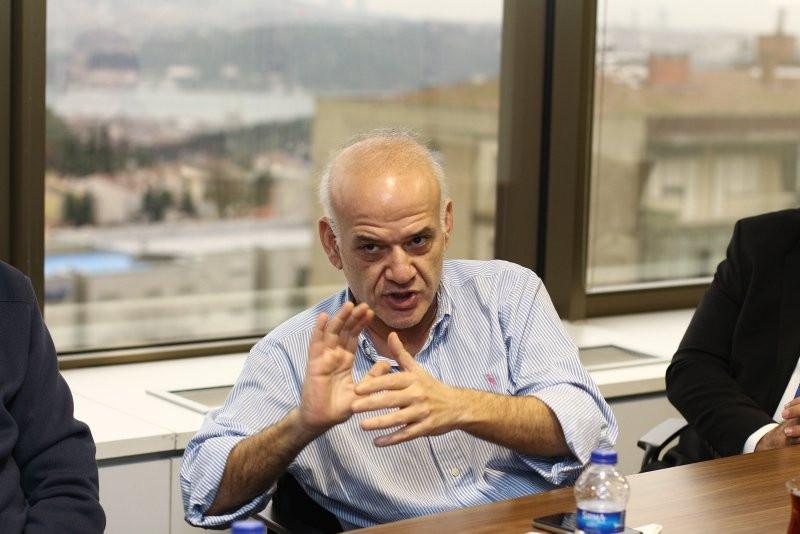 Ahmet Çakar'dan Muslera'ya sert sözler: Madem bu kadar tırsıyordun...