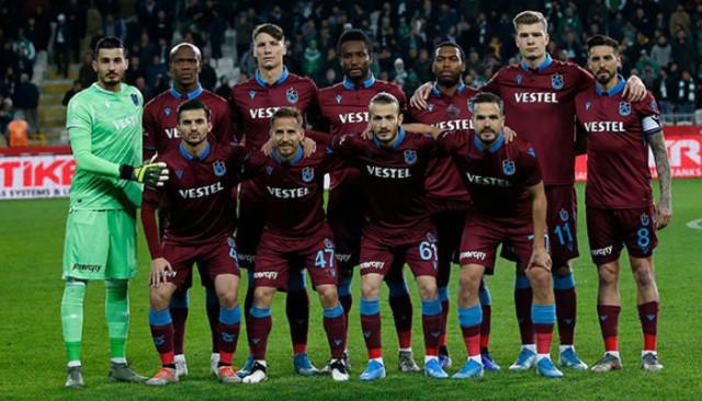 Trabzonspor'un kadro maliyeti azaldı