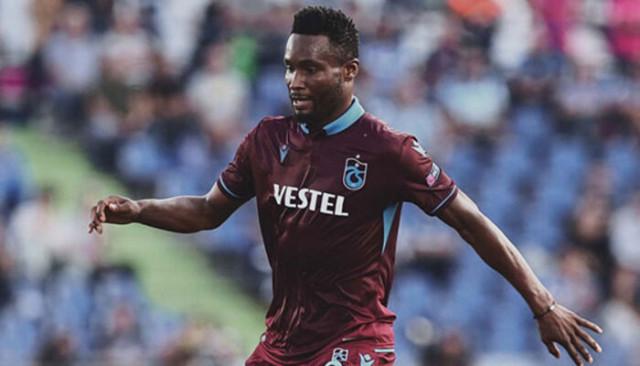 Trabzonspor'dan ayrılan John Obi Mikel'den ayrılık açıklaması!