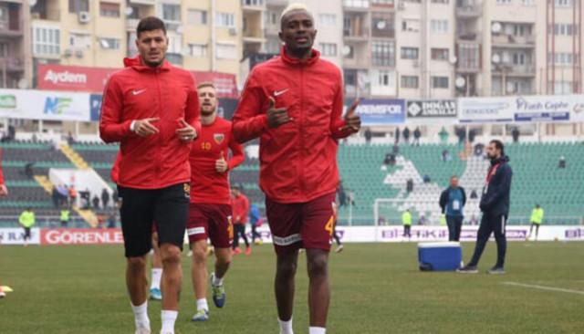 Kayserispor futbolcuları koronavirüs nedeniyle tedirgin!