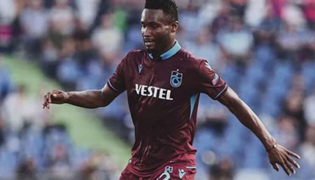 John Obi Mikel'in Trabzonspor'dan ayrılık nedeni belli oldu!