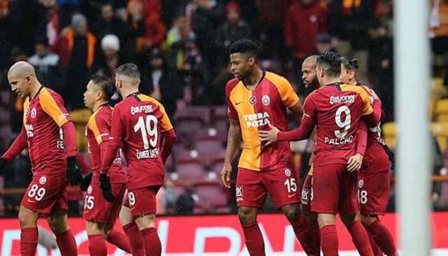 Galatasaray, 2020'de tüm maçlarını kazanan tek takım oldu