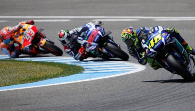 MotoGP Tayland Grand Prix'si koronavirüs nedeniyle ertelendi
