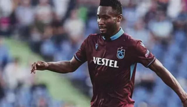 Trabzonspor'dan koronavirüs nedeniyle ayrılan Obi Mikel ailesine kavuştu