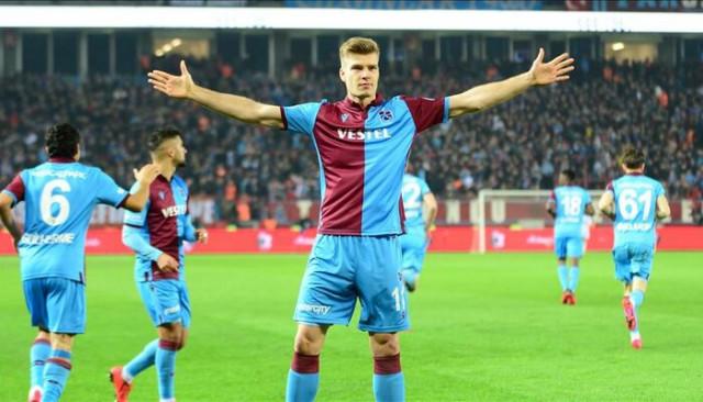 Trabzonspor'un Alexander Sörloth planı ortaya çıktı