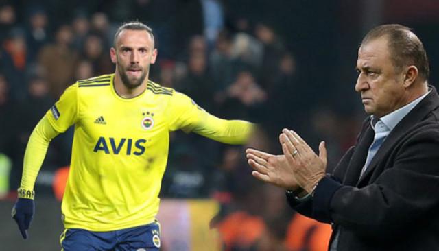 Fenerbahçeli Vedat Muriqi'den Fatih Terim'e destek mesajı!