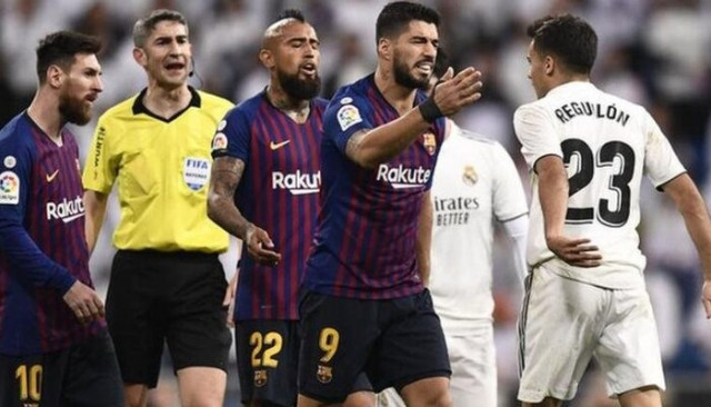 El Clasico: Barcelona-Real Madrid maçı güvenlik endişeleri nedeniyle 18 Aralık'a ertelendi