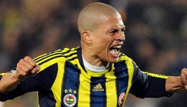 Alex de Souza'dan Galatasaray derbisi açıklaması