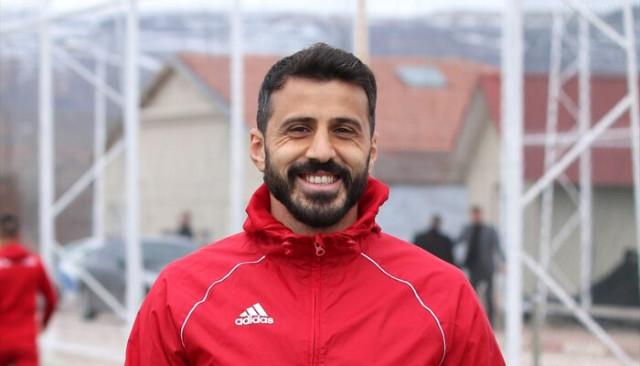 Caner Osmanpaşa'nın hayali milli takım