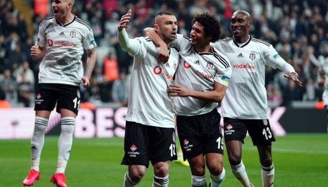 ÖZET | Beşiktaş - Ankaragücü maç sonucu: 2-1