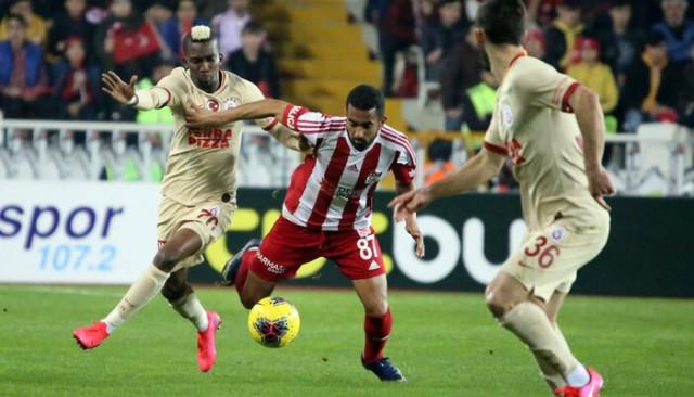 ÖZET | Sivasspor - Galatasaray maç sonucu: 2-2