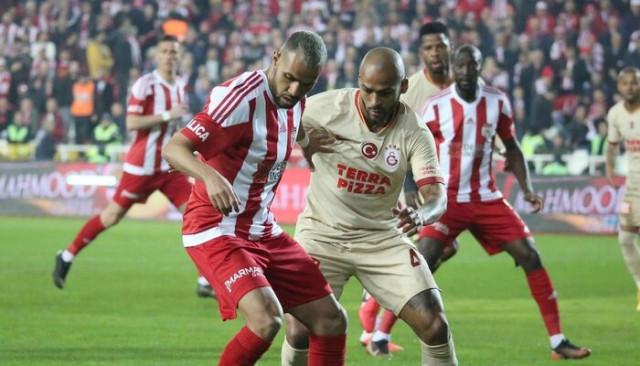 Sivassporlu Fernando, Antalyaspor maçında yok
