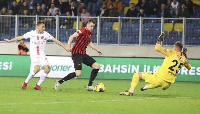 ÖZET | Gençlerbirliği - Antalyaspor maç sonucu: 1-1