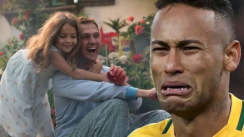 7. Koğuştaki Mucize'yi izleyen Neymar: Çocuk gibi ağladım
