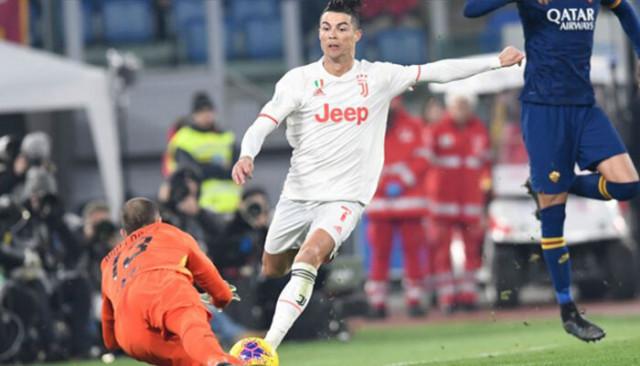 Cristiano Ronaldo sosyal medyanın da yıldızı! Messi'yi solladı