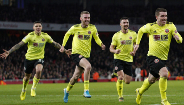 Sheffield United'ta futbolcular indirimi kabul etti