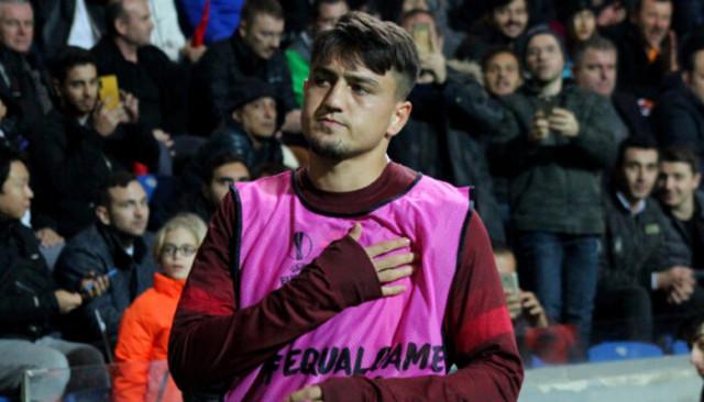 Roma'dan Everton'a Cengiz Ünder için takas teklifi