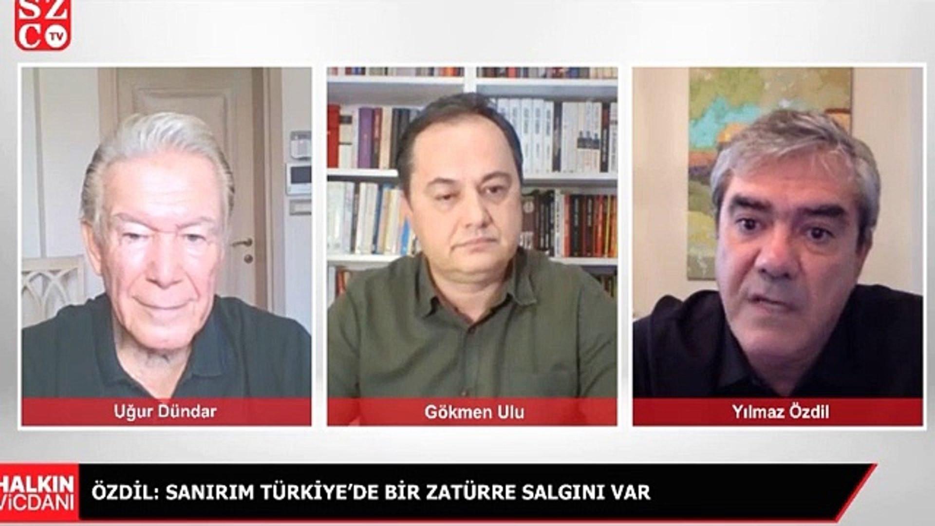Yılmaz Özdil'den olay iddia: Türkiye'de açıklanmaya muhtaç 23 bin ölüm var!