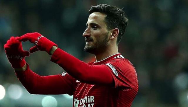 Sivassporlu futbolcu Erdoğan Yeşilyurt: İlk tercihim Sivasspor