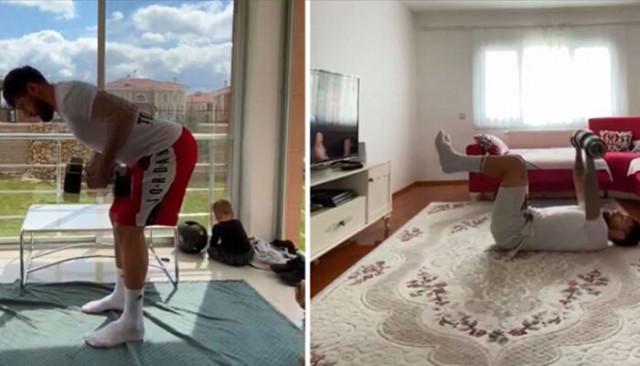 Ortopedi ve travmatoloji uzmanı Osman Lapçın'dan sporculara uyarı