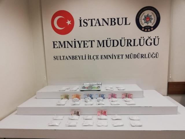 İstanbul'da 1.5 milyon liralık operasyon
