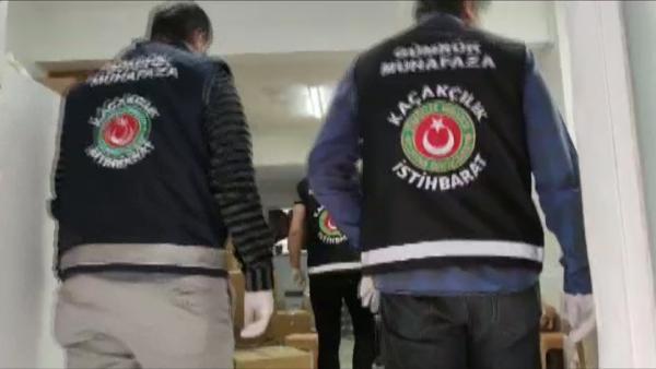 İstanbul Havalimanı'nda dev operasyon! Yastıkların içine gizlemişler
