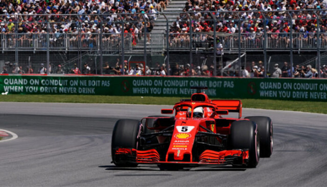 Ferrari, Gilles Villeneuve'ü andı