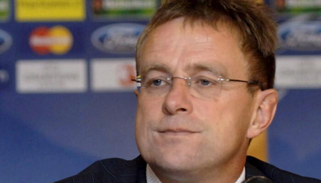 Ralf Rangnick, teknik direktörlük için Milan ile görüştü