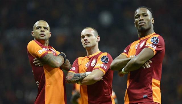 Felipe Melo: Galatasaray'da seni tokatladım