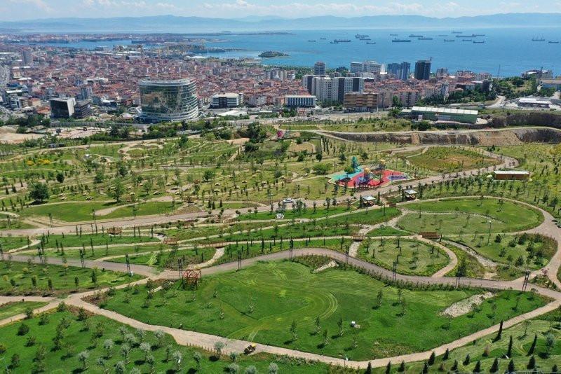 Erdoğan 10 millet bahçesinin açılışını yapacak!