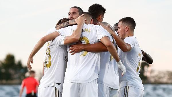 Real Madrid, 34. kez La Liga şampiyonu!