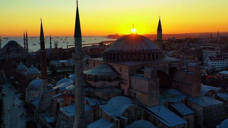 Ayasofya Camii'nde 86 yıllık hasret sona eriyor