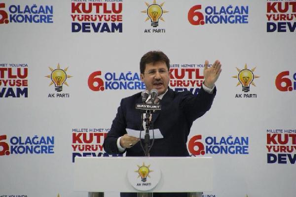 Gelecek Partisi'nde bir istifa daha!