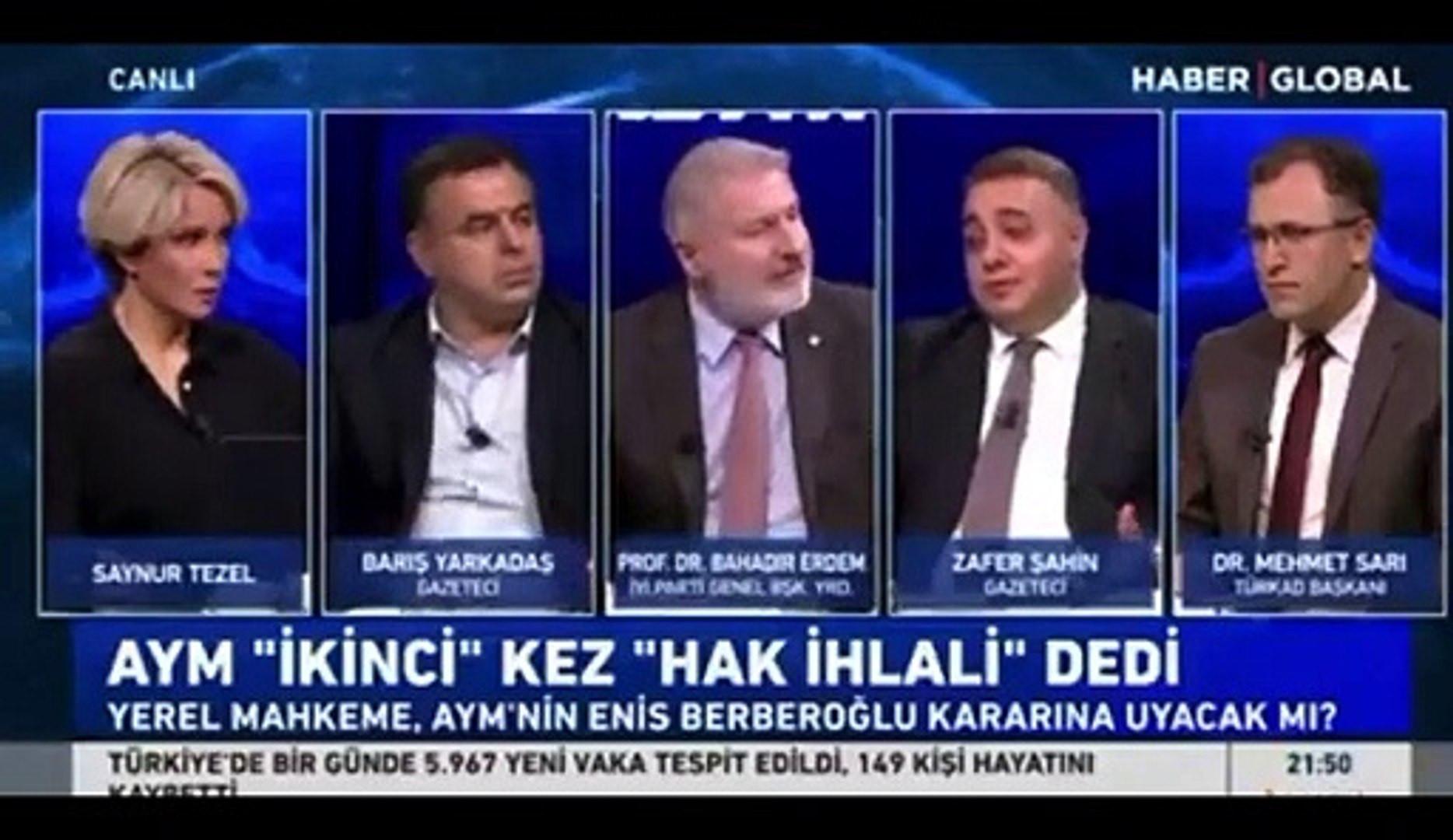 İYİ Parti'den Demirtaş çıkışı: ''Serbest bırakılmalı''