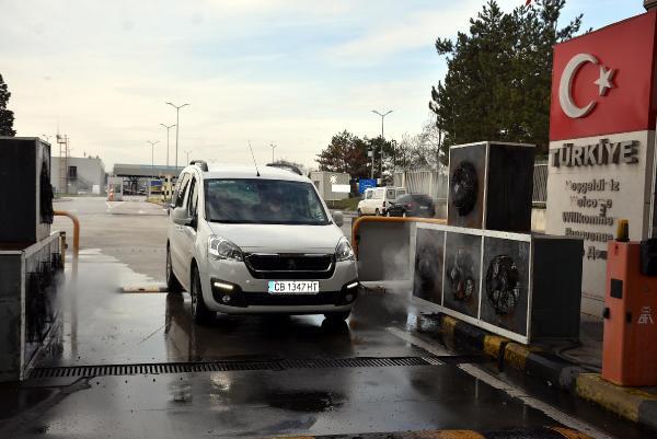 Bulgaristan'a girişlerde PCR testi zorunlu oldu