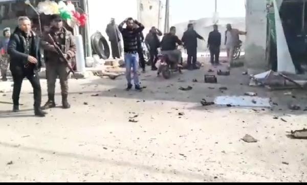 Suriye'de bomba yüklü araçla saldırı: Ölü ve yaralılar var