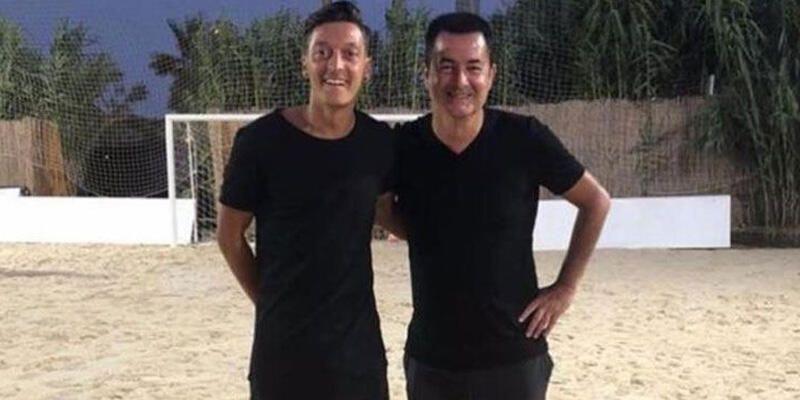 Acun Ilıcalı'dan olay yaratacak Mesut Özil itirafı