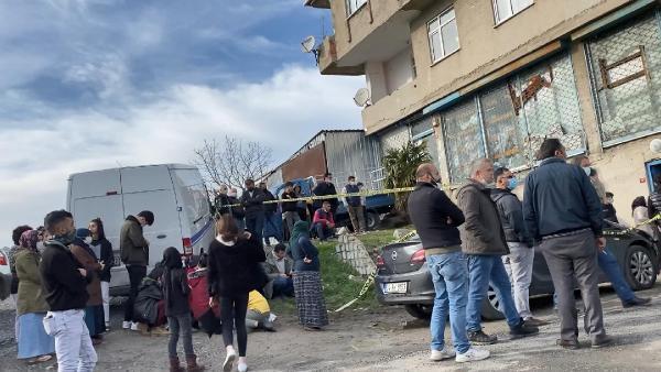 İstanbul'da çifte cinayet! Eşi ve eniştesini öldürüp kaçtı