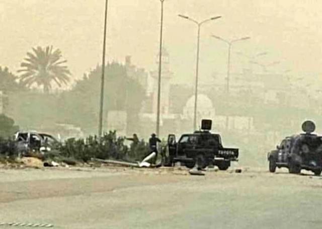 Libya'da İçişleri Bakanı'na suikast girişimi!